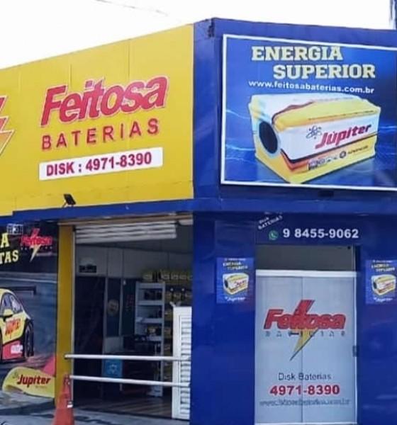 Feitosa Baterias Vila America, Santo André/SP