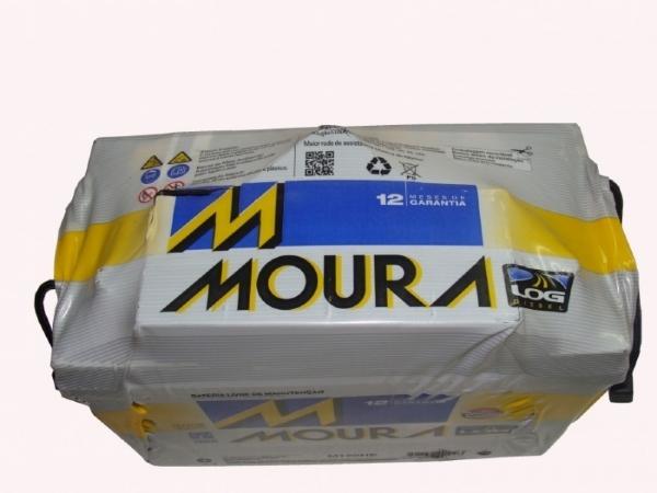 Bateria Moura100ah