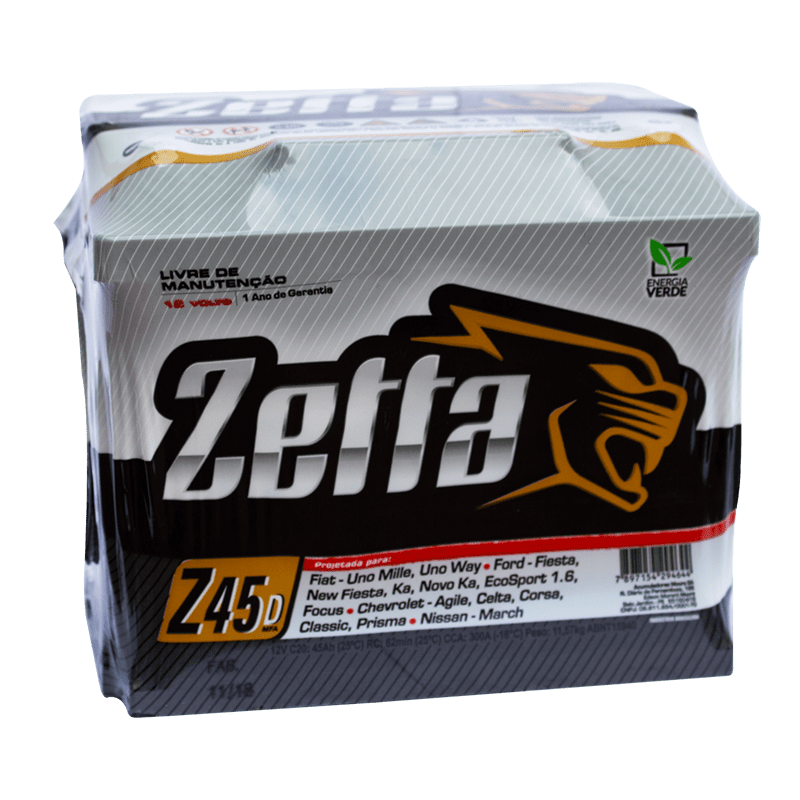 Zetta 45ah