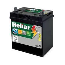 Bateria Heliar 38ah fit